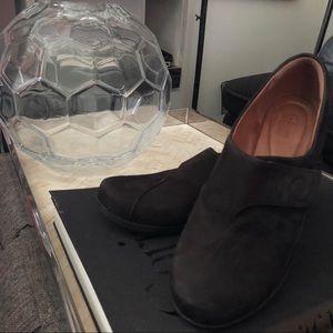 Clark's Artisan black comfort shoe